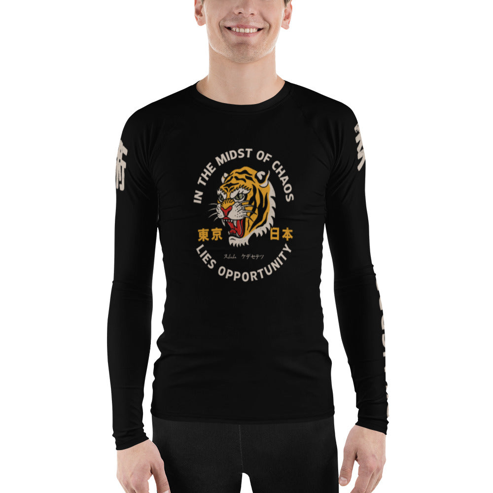 Men's Chaos Rash Guard