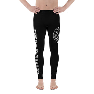 Men's Steve Baca BJJ Leggings NoHo MMA