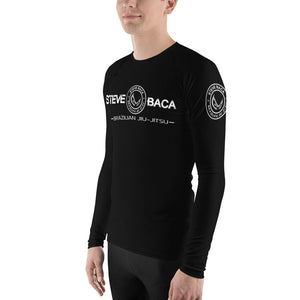 Men's Steve Baca BJJ NoHo MMA Rash Guard