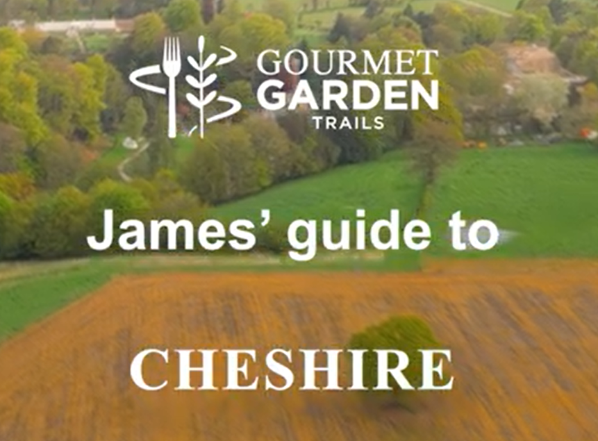 James Green presents a short tour of Cheshire's premier attractions for Gourmet Guides