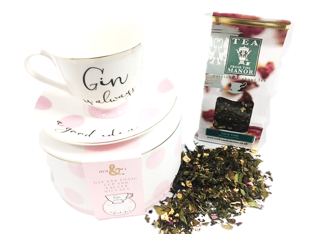 September Tea of the Month - Gin & Tonic