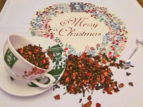 Christmas wishes from Tea from the Manor