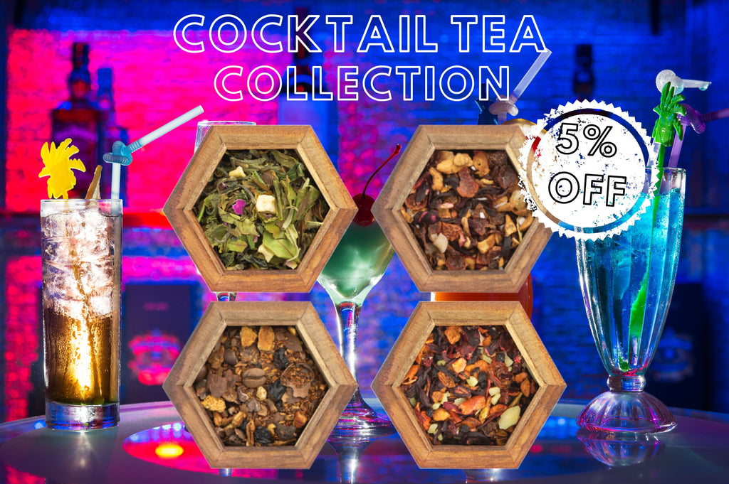 Cocktail Tea Package