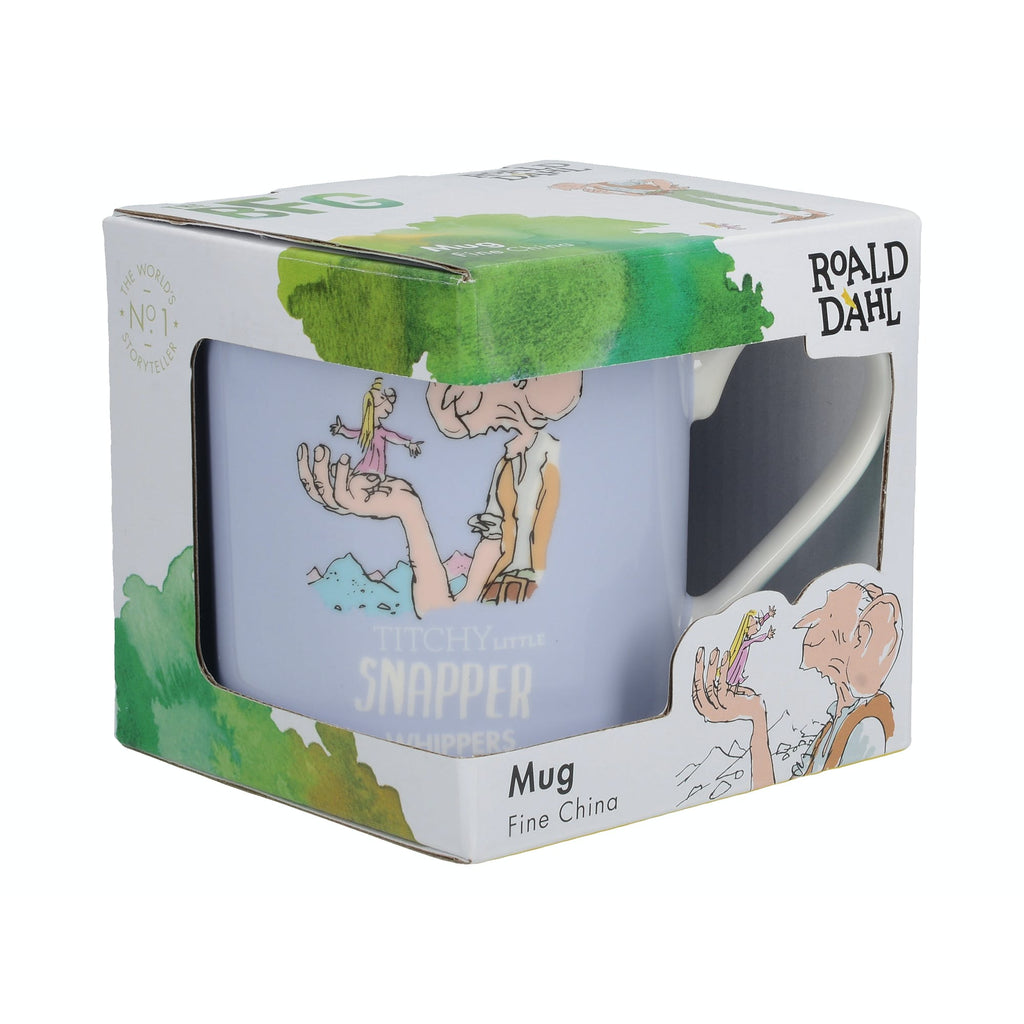 Roald Dahl BFG Mug In Window Box
