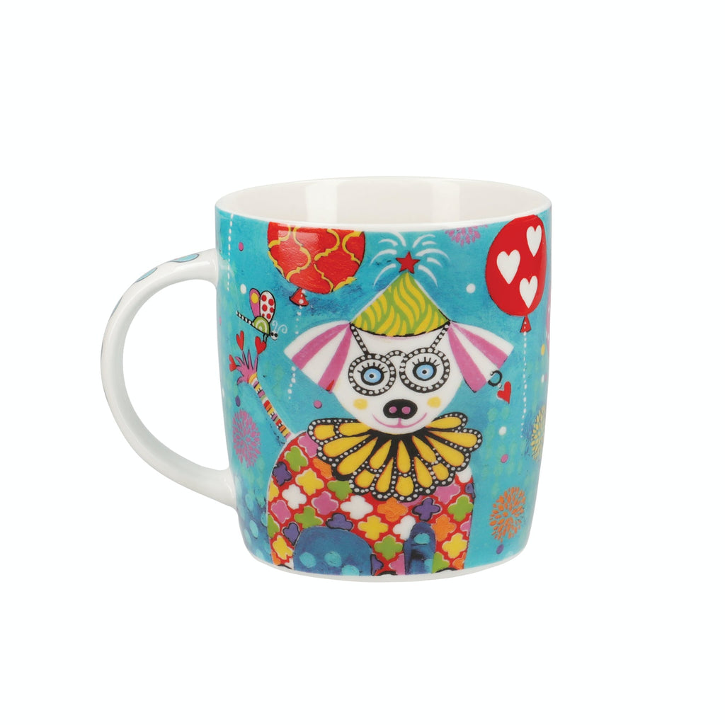 Maxwell & Williams Love Hearts 370ml Oodles of Love Mug