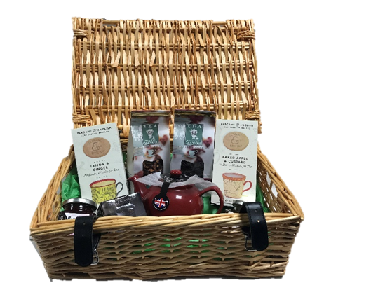 Cupid's Chest Tea Hamper