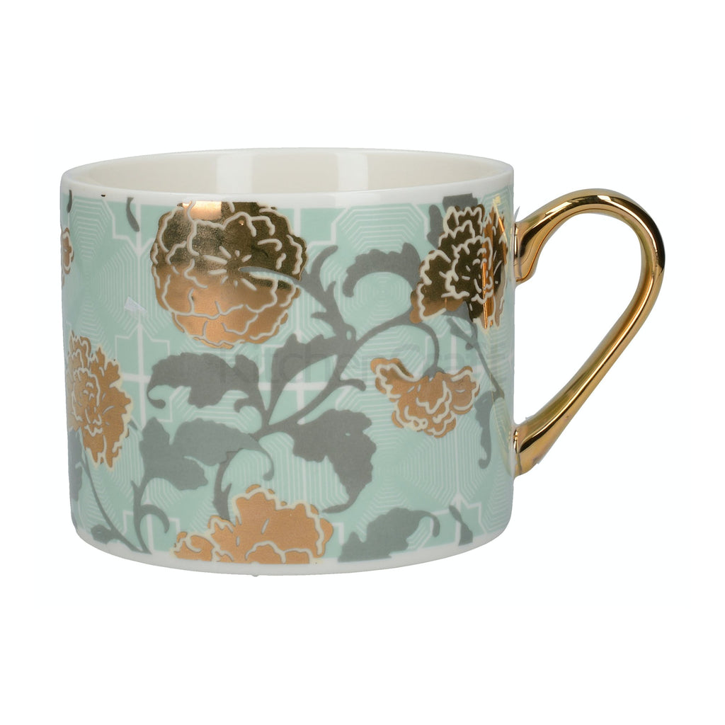 Victoria And Albert Decadence Squat Can Mug