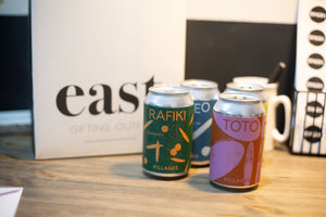 The Lad Gift Box | 6 Craft Beers (Villages Brewery)