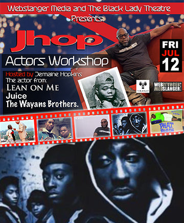 JHOP'S ACTORS WORKSHOP