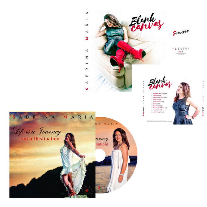 Autographed CD Bundle