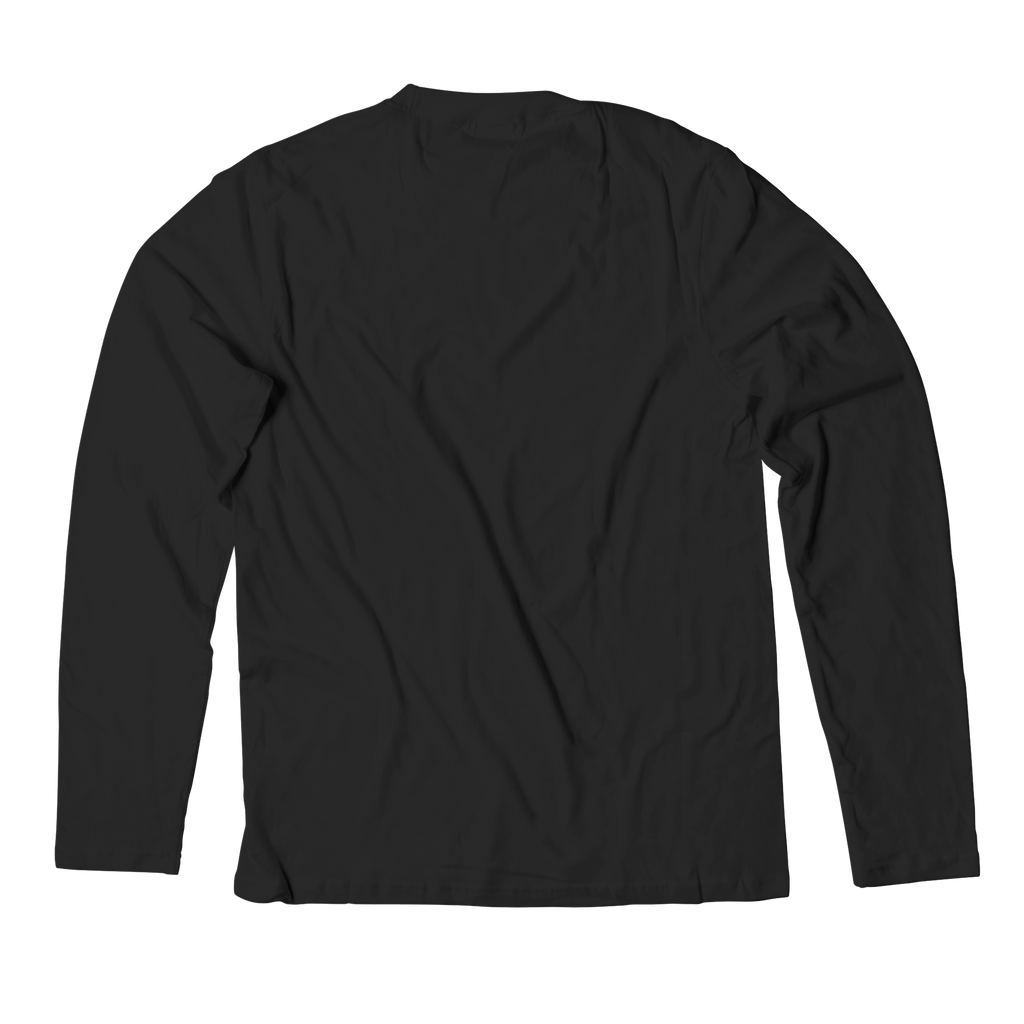 Long Sleeve-  Black