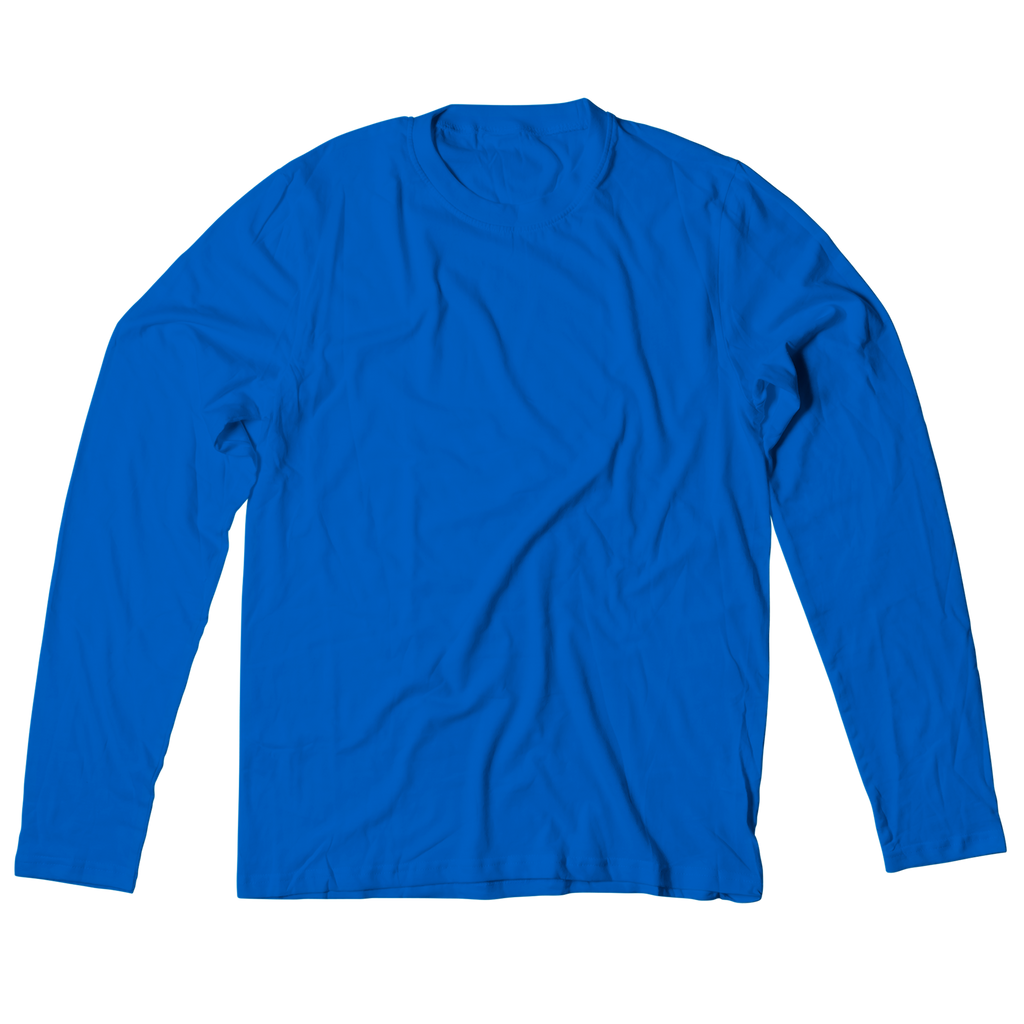 Long Sleeve - Royal