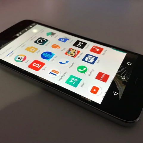 mobile apps for online business