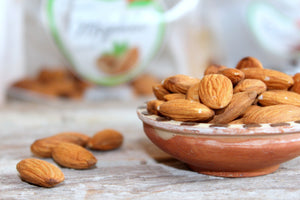 Almonds Give Your Diet a NUTritional Punch!