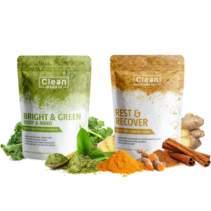 Day & Night Re-Energise Superfood Drink Mix Bundle