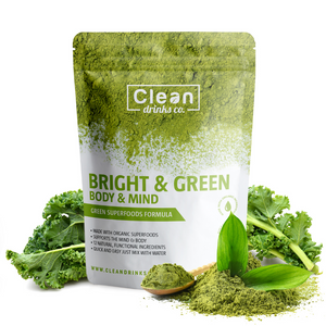 Bright & Green: Green Superfood Drink
