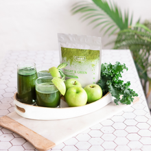 Load image into Gallery viewer, Bright & Green: Green Superfood Drink