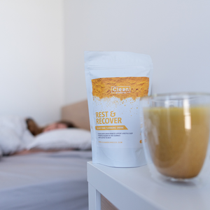 Rest & Recover: Night Time Turmeric Drink