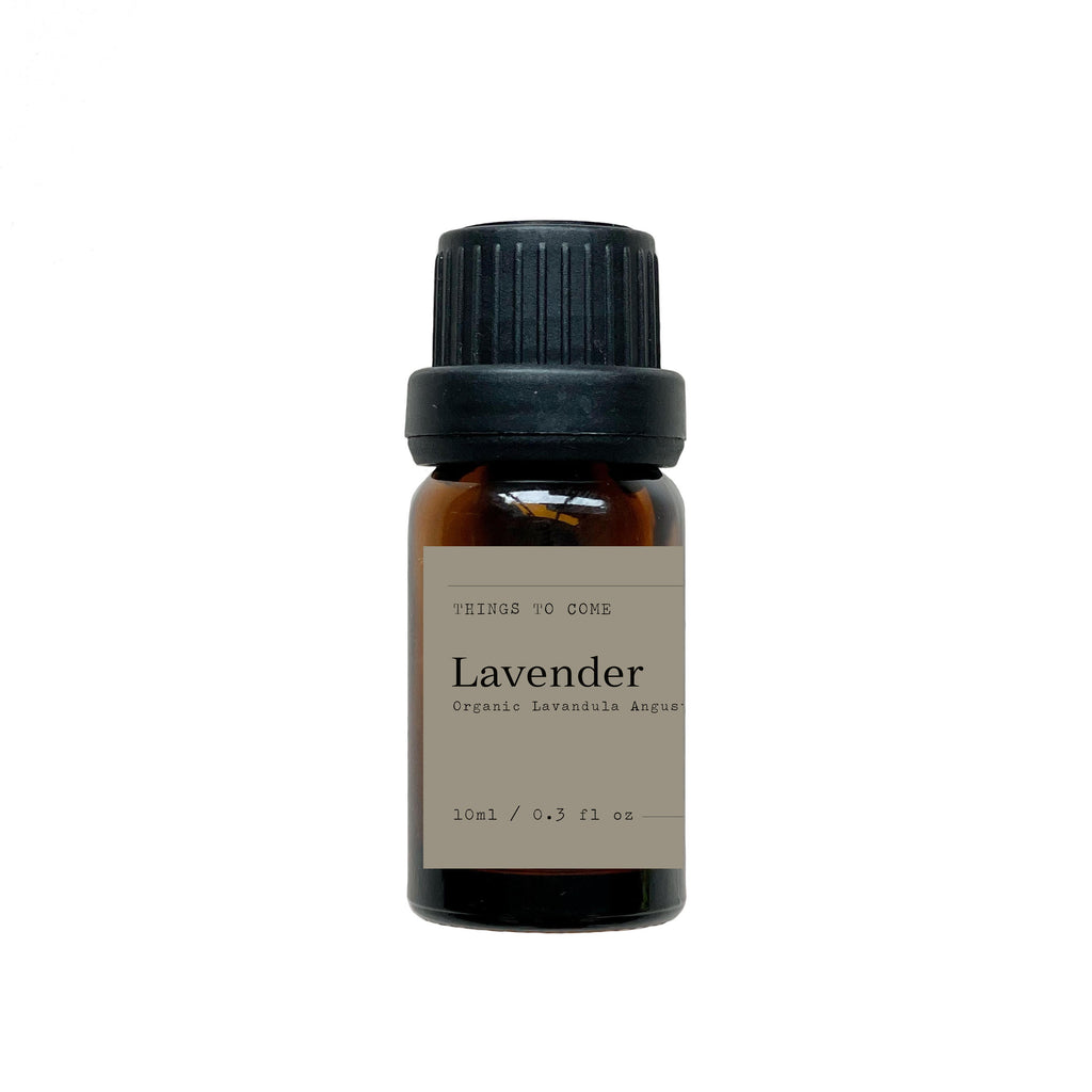 Lavender Essential Oil Organic