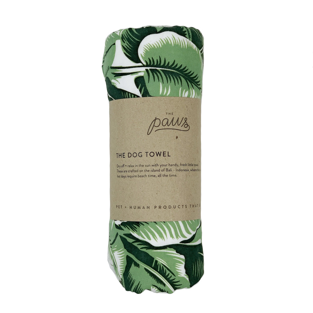 The Paws Towel (Into The Wild)