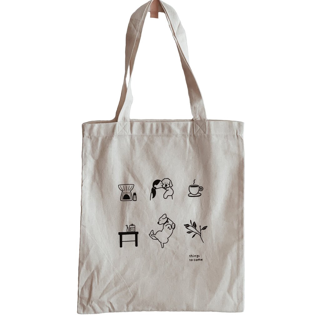 Tote for Our Favourite Things