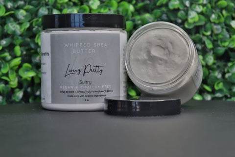 SULTRY WHIPPED  BODY BUTTER