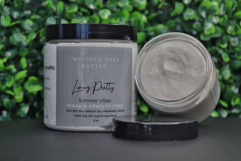 SUMMER VIBES WHIPPED SHEA BUTTER