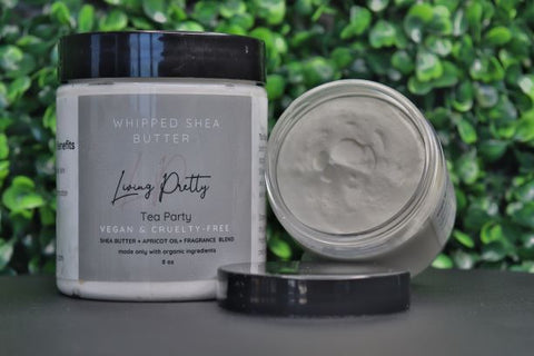 TEA PARTY WHIPPED SHEA BUTTER