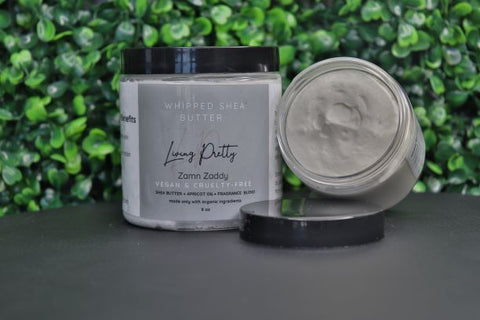 ZAMN ZADDY  WHIPPED SHEA BUTTER