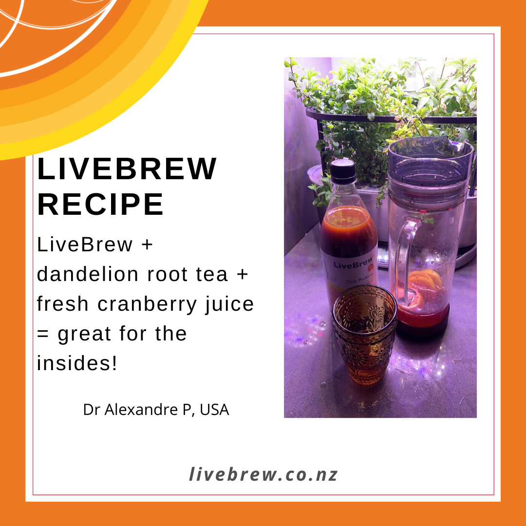 LiveBrew recipe