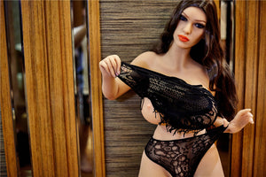 Real TPE Sex Doll 158cm Irontechdoll Sophia Realistic Love Doll
