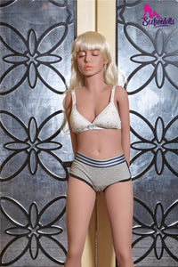 155Cm Beautiful Lady Aurora Real Sex Doll Full Body Love Doll Full Size