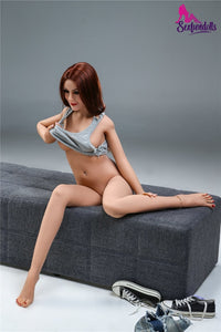 155Cm Lisa Mature Hot Woman European Sex Doll For Men Full Size