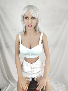Neodoll Finest Wig - NJ34 - Sex Doll Hair - Silver