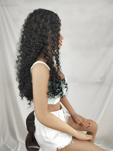 Neodoll Finest Wig - NJ37 - Sex Doll Hair - Black