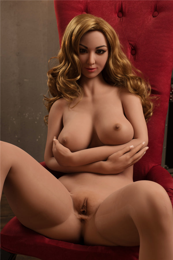 160cm Sandra life size sex doll realistic sex love doll for male with huge thick big ass