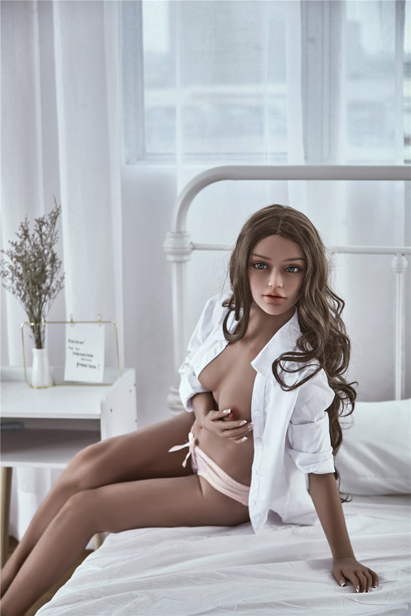 Irontech 150cm Ada Realistic Charming Lady Real Sex Doll for Men Life Like Love doll