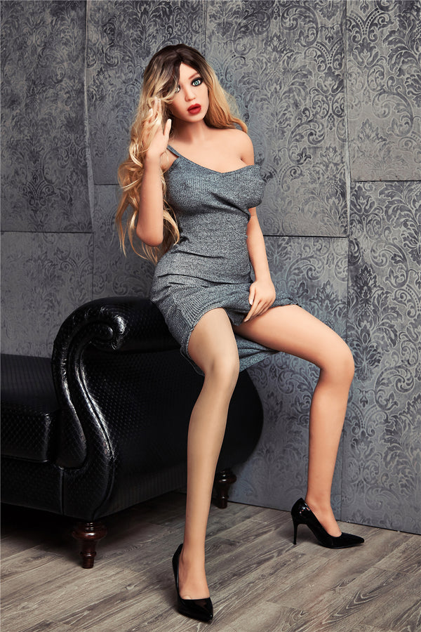 169cm Akisha Lifelike sex doll Sexy Alluring Love Doll