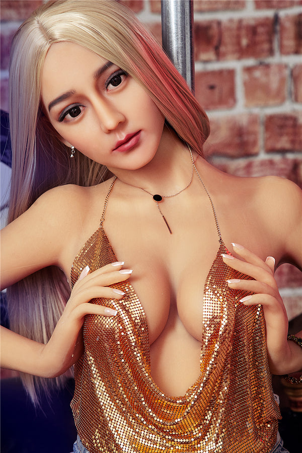 New Face Ella 163cm Real Sex Doll Love Doll TPE Realistic Sex Doll