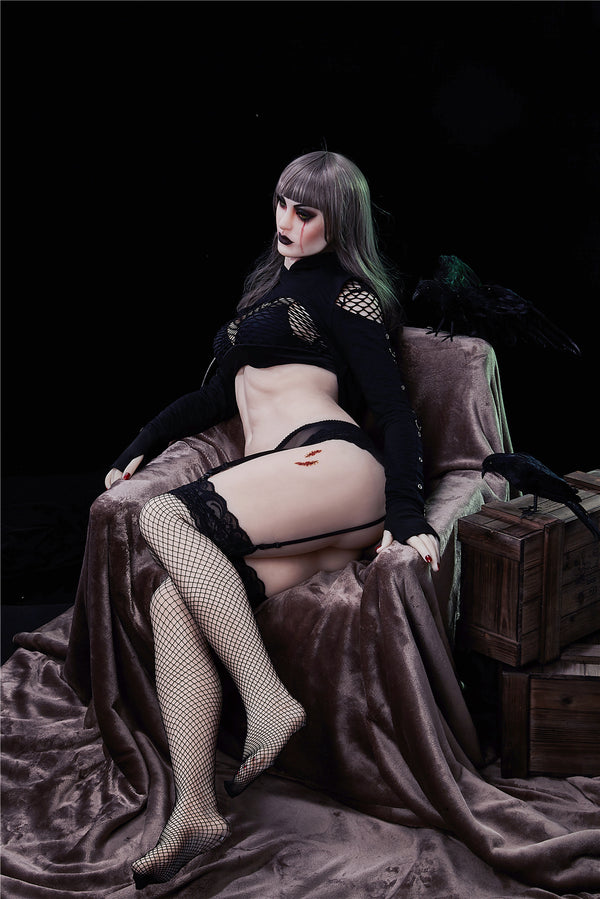 168cm Plus Mia Halloween Style New Sex Doll for Men Lifelike Sex Doll