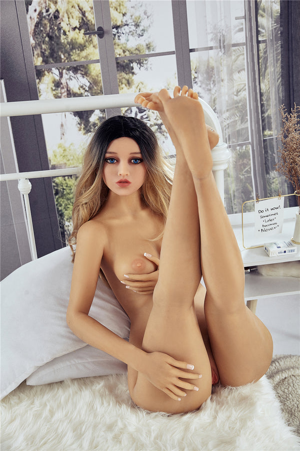 163cm Victoria Lifelike Sex Doll Realistic Love Doll TPE Sex Doll for sales