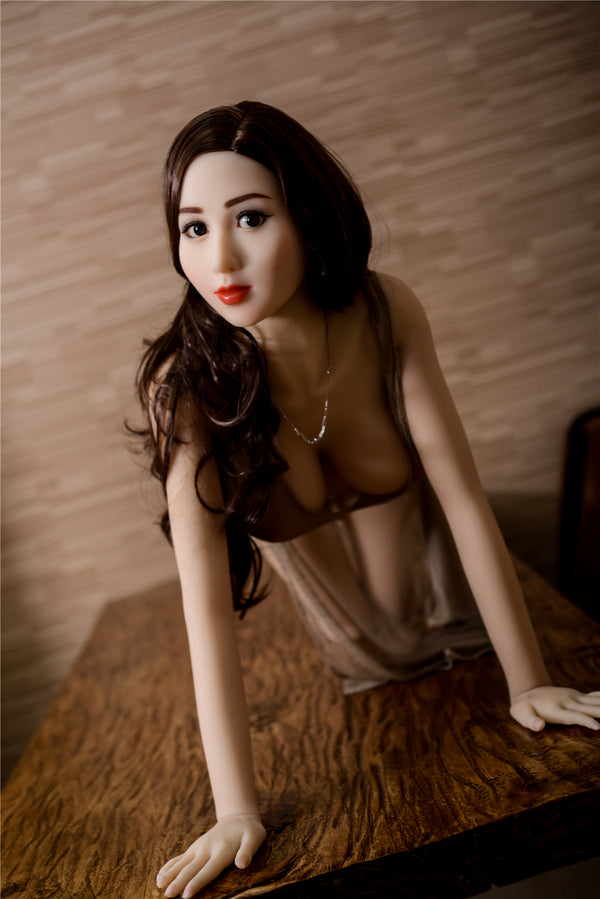New Irontechdoll 169cm Jennifer Real Sex Dolls Asian Face Sexy Lady