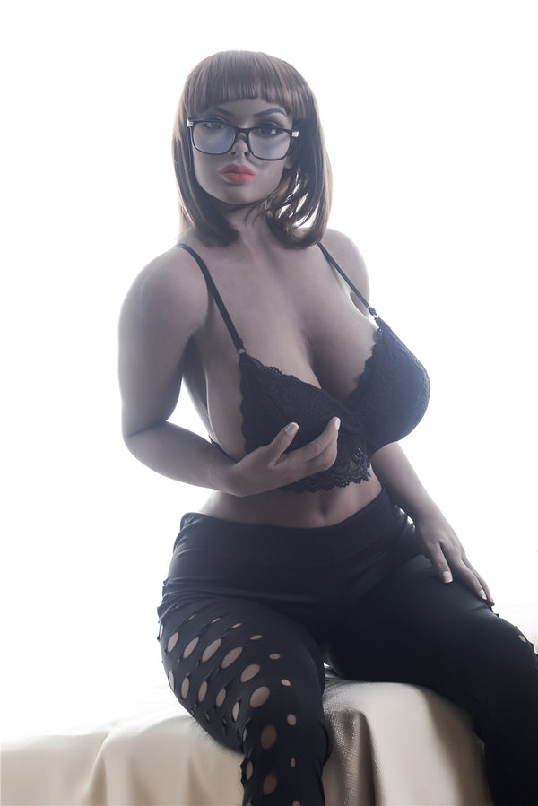 158cm Muscle lady Amanda real sex doll Life like sex doll