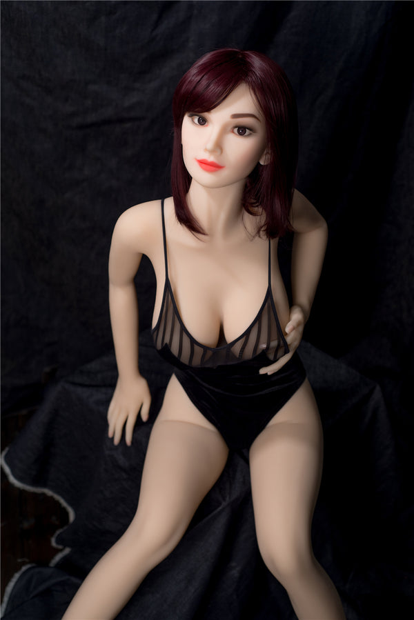 2018 new Irontechdoll 157cm Hellen booty style big breast Real sex doll