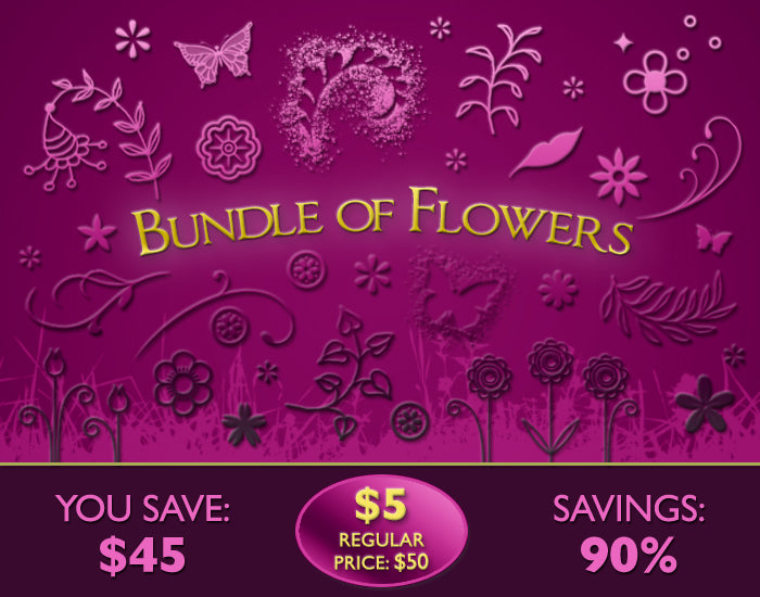Flowery Bundle