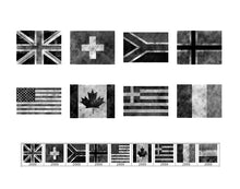 Load image into Gallery viewer, Grunge Flags