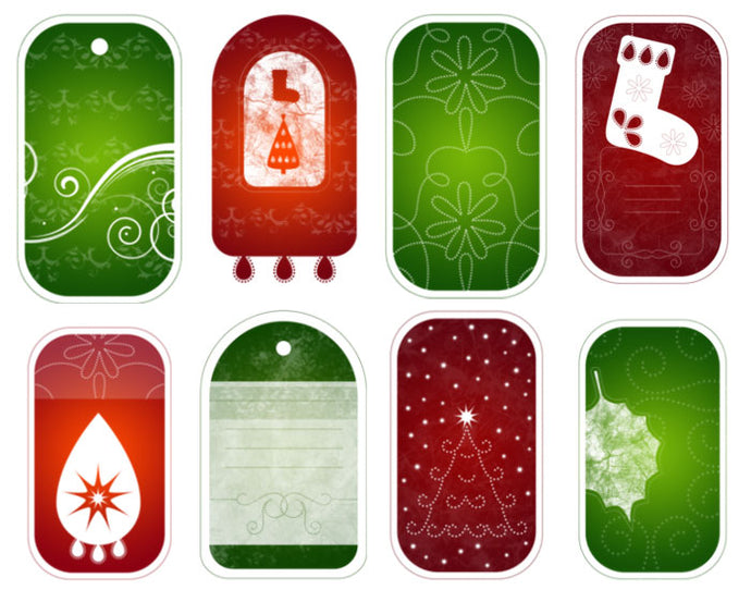 Holiday Tags 1