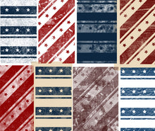 Load image into Gallery viewer, Patriotic Stripes