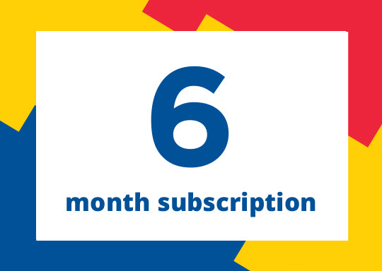 Gift a 6 month subscription