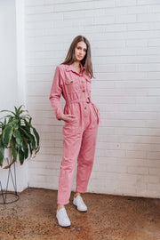 Bella Boiler Suit FRDM Clothing